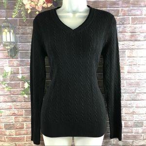 Sonoma Women's Sweaters V-Neck Size S